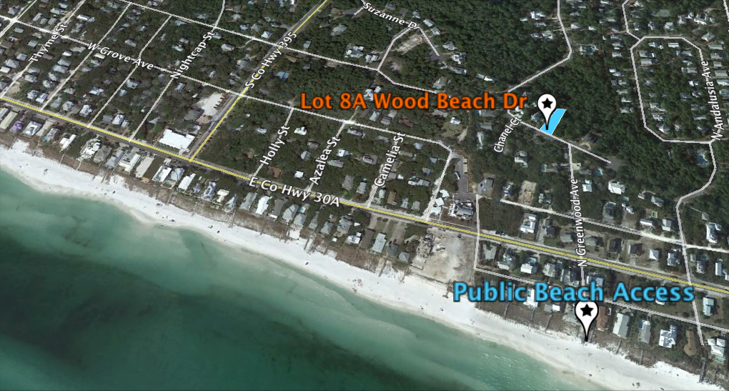 lot 8A Wood Beach Dr