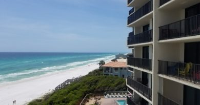 One Seagrove Place Gulf view